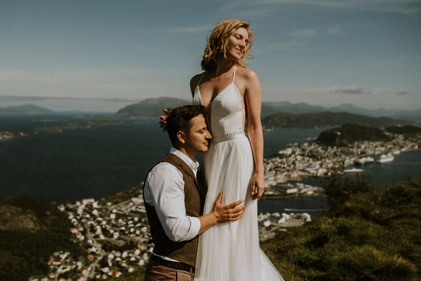 Norway elopement photographer 35