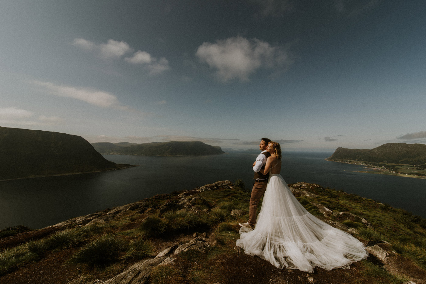 Norway elopement photographer 11