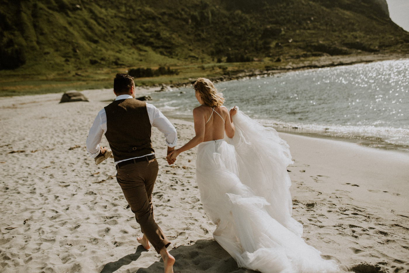 Wedding in Norway