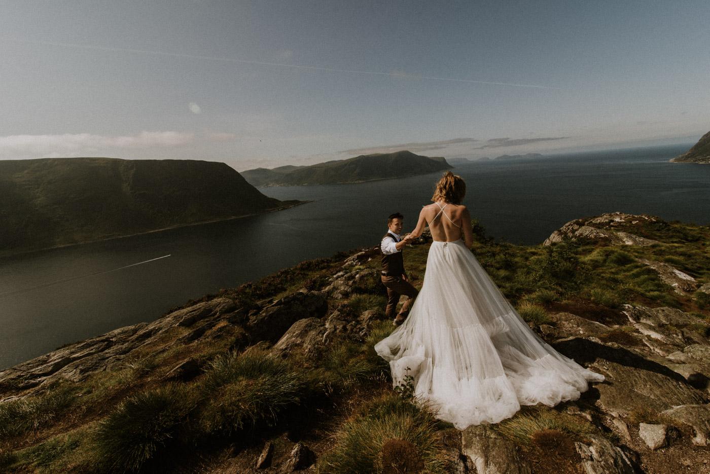 Norway elopement photographer 2