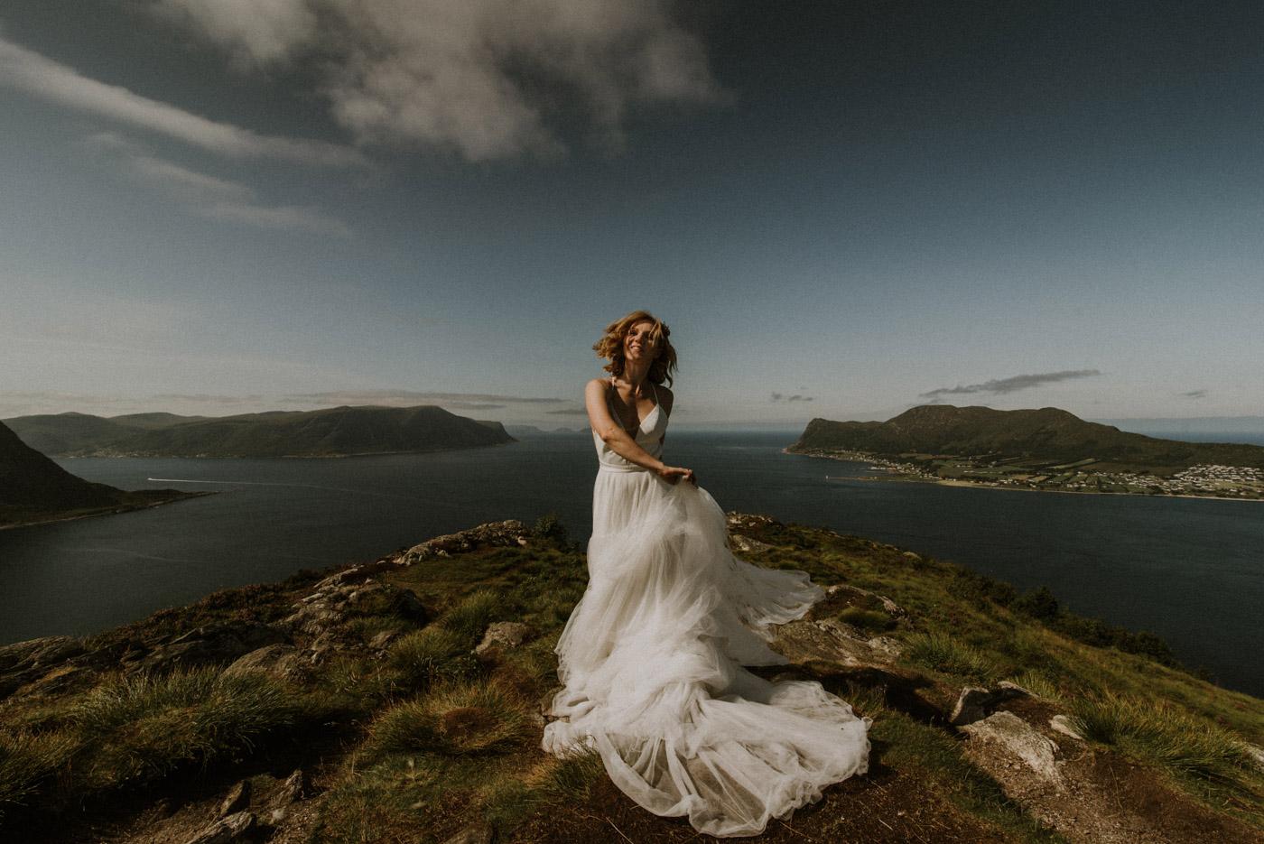 Norway elopement photographer 16